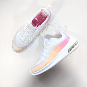 Nike Air Max Axis Premium White/Melon Tint